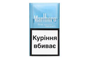 Сигареты с фильтром Touch Fine Marlboro 20шт