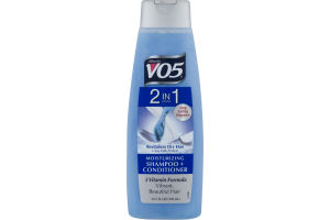 Alberto VO5 2 In 1 Moisturizing Shampoo + Conditioner