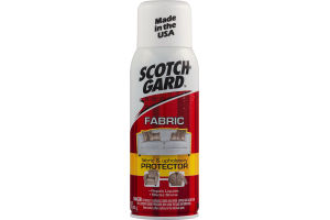 Scotch-Gard Fabric & Upholstery Protector