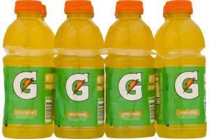 Gatorade G Thirst Quencher Citrus Cooler - 8 CT