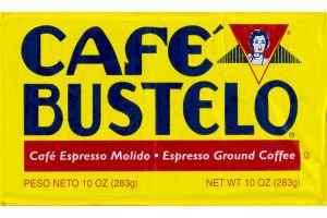 Cafe Bustelo Espresso Ground Coffee
