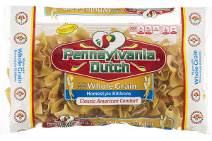 Pennsylvania Dutch Homestyle Ribbons Whole Grain