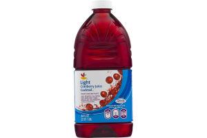 Ahold Light Juice Cocktail Cranberry