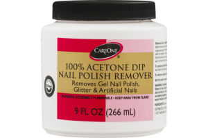 CareOne 100% Acetone Dip Nail Polish Remover