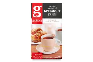 Чай черный Breakfast time Gr@ce к/у 25х2г