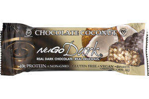 NuGo Dark Protein Bar Chocolate Coconut