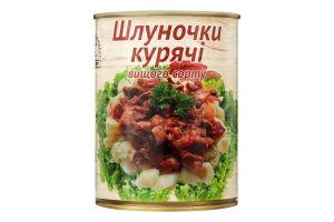 Желудочки куриные высшего сорта L'appetit ж/б 340г