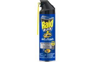 Raid Max Ant & Roach Spray