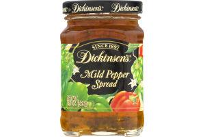 Dickinson's Mild Pepper Spread