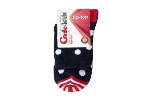 Носки дет Conte-kids TipTop 5С11 тем.синий р20 274