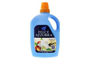 Смягчитель для тканей Amber&Vanilla Felce Azzurra 3л