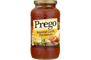 Prego Italian Sauce Roasted Garlic Parmesan
