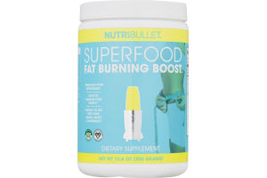 Nutribullet Super Food Fat Burning Boost - 10.6 OZ