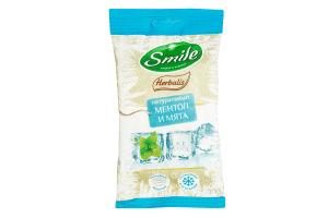 Салфетки влажные Herbalis Smile 10шт
