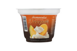 Десерт 4.2% сирковий Ананас-диня Яготинський ст 180г