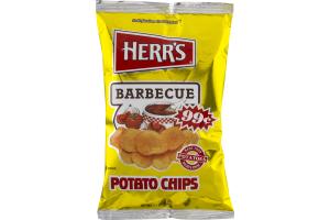 Herr's Potato Chips Barbecue