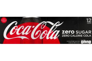 Coca-Cola Zero - 12 PK