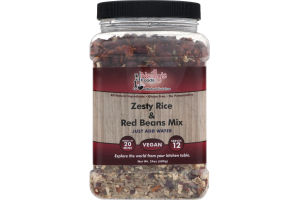Neilly's Foods Zesty Rice & Red Beans Mix