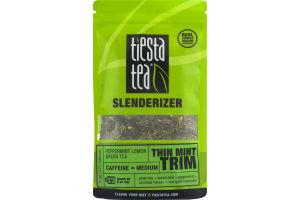 Tiesta Tea Slenderizer Thin Mint Trim Green Tea