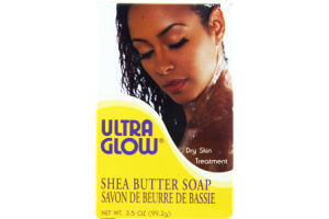 Ultra Glow Dry Skin Treatment Shea Butter Soap