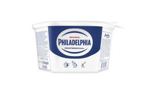 Сир 61% м'який Original Philadelphia п/у 1.65кг