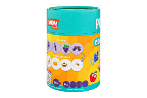 Пазл для дітей від 18міс №200105 Кольорові розваги Mon Puzzle 1шт