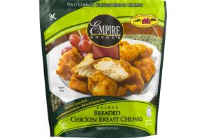 Empire Kosher Breaded Chicken Breast Chunks