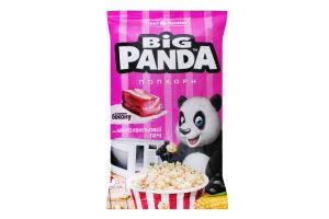 Попкорн со вкусом бекона для микроволновой печи Big Panda м/у 100г