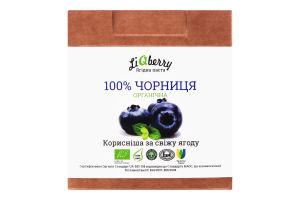 Паста черничная LiQberry с/б 550г
