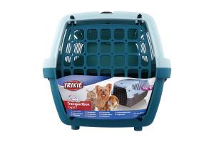 Переноска для домашніх тварин до 6 кг синьо-блакитна 32х31х48см №39818 Capri 1 Trixie 1шт