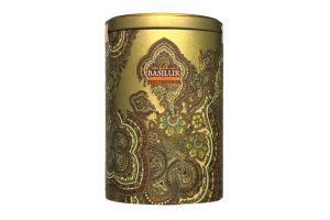 Чай Basilur Східна колекція Золотий місяць ж/б 100г