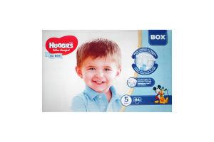 Подгузники Huggies Ultra Comfort Disney Box 5 для мальчиков, 84 шт.