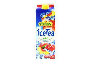 Напій Pfanner холодний чай Персик 2л