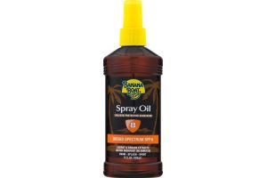Banana Boat Spray Oil UVA/UVB Protection Suncreen SPF 8