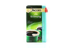 Кава Jacobs Kronung light 500г