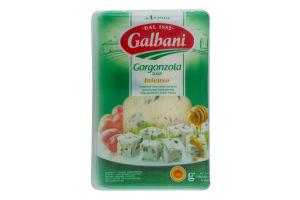 Сыр 48% голубой Intenso Gorgonsola Galbani п/у 150г