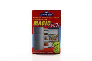 Поглотитель неприятных запахов в холодильнике Magic Cool General Fresh