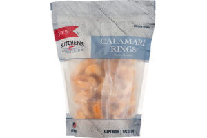 Kitchens Seafood Calamari Rings