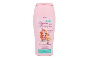 Гель-пінка для душу та ванн для дітей від 3років Мільйон чарівних бульбашок Модниця Чарівниця Кids Вітэкс 300мл