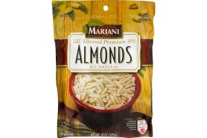 Mariani Nut Company Slivered Premium Almonds