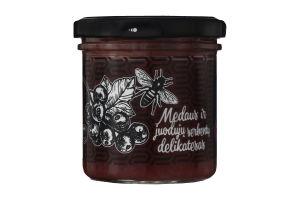 Медовый деликатес с черной смородиной IGMIS с/б 200г