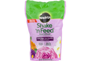 Miracle-Gro Shake 'n Feed Rose & Bloom Continuous Release Plant Food