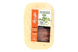 Сыр 54% с пажитником Доообра ферма кг