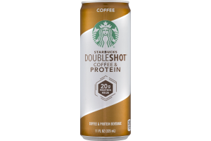 Starbucks Doubleshot Coffee & Protein Beverage