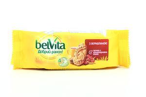 Печенье Belvita Доброе утро! злаки-клюква м/у 50г