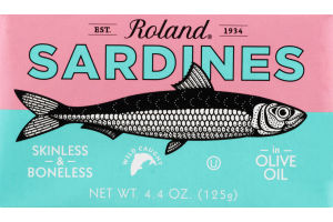 Roland Sardines in Olive Oil