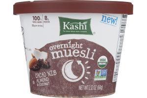 Kashi Overnight Muesli Cacao Nib Almond & Coconut