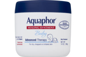 Aquaphor Healing Ointment Baby