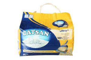Наполнитель для кошачьих туалетов Ultra Plus Catsan 5л