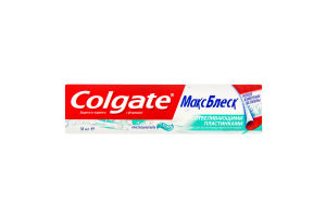 Зубная паста с отбеливающими пластинками MaxWhite Colgate 50мл
